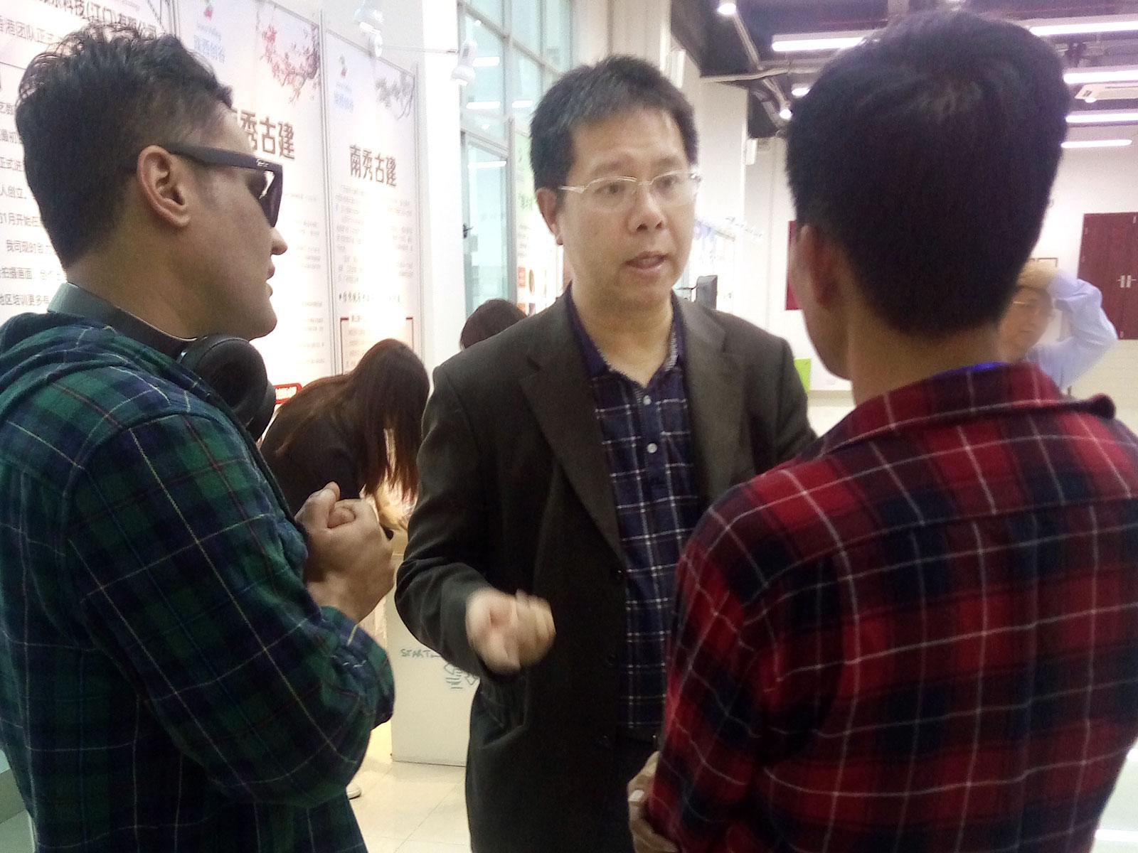 2019年10月19日「2019海上絲綢之路沿線國家主流媒體看廣東」
